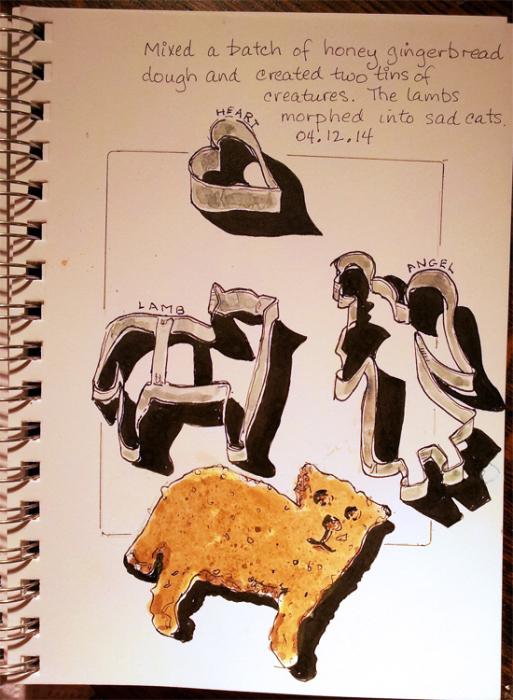 Vintage Cookie Cutters