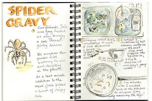 Spider Gravy
